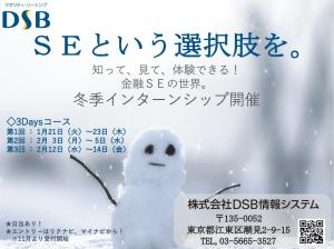 DSB情報システム|インターンシップ